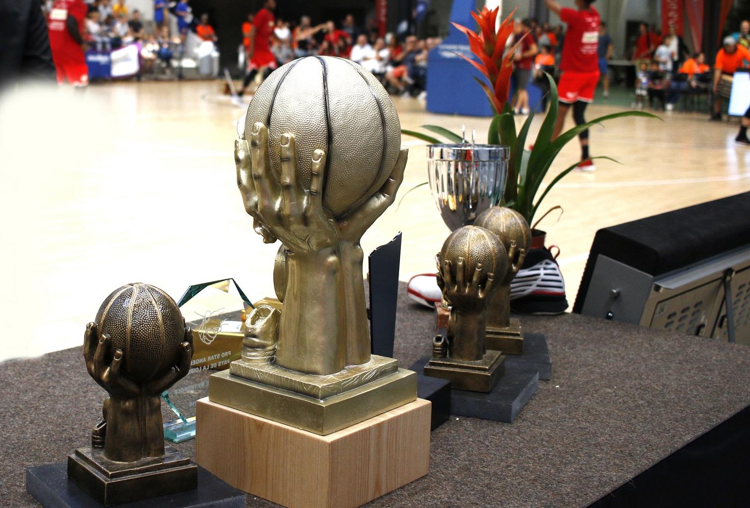 Récompenses Trophée PROSTARS